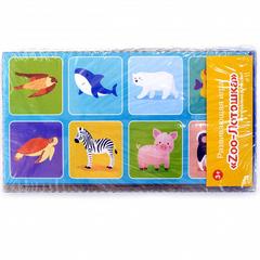 Игровой набор Лото животные