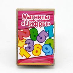 Игровой набор Магнитный цифры