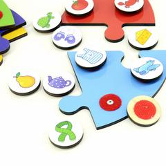 Игровой набор Найди Цвета