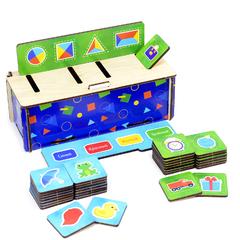 Игровой набор Сортер Цвета