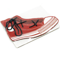 Игровой набор Шнуровка Кеда