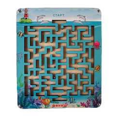 Лабиринт с шариком «Подводный мир»