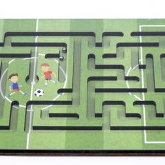 Лабиринт с шариком Играем в футбол