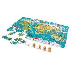 Головоломка Карта мира