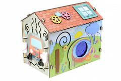 Бизиборд Чудный домик