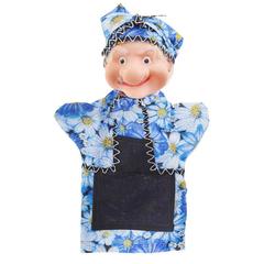 Кукла-перчатка Баба-Яга  28 см