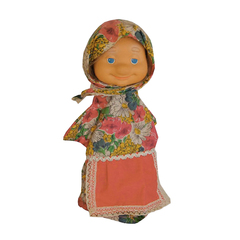 Кукла-перчатка Бабка  28 см