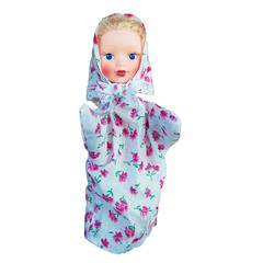Кукла-перчатка Девочка  28 см