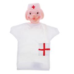 Кукла-перчатка Доктор Айболит  28 см