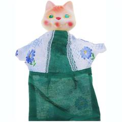 Кукла-перчатка Кошка  28 см