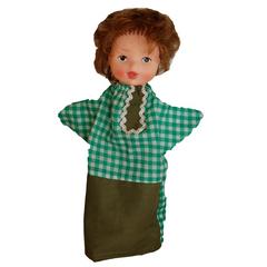 Кукла-перчатка Мальчик  28 см