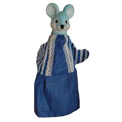 Кукла-перчатка Мышка  28 см