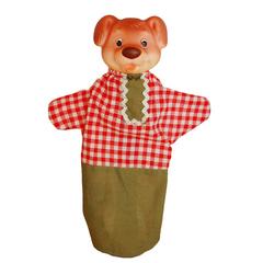 Кукла-перчатка Собака 28 см