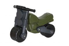 Мотоцикл Моторбайк военный с наклейками