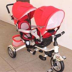 Велосипед  3-кол. для двойни Капелла, (1 шт/к), мод.