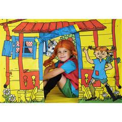 Текстильный домик-палатка Пеппи Длинный чулок