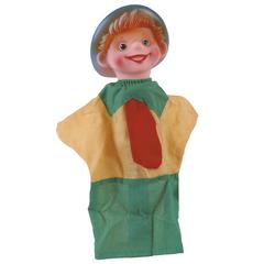 Кукла-перчатка Незнайка  28 см