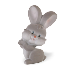 Резиновая игрушка Заяц Ерошка 15 см