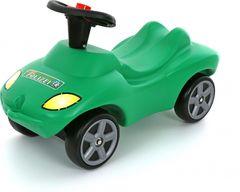 Каталка-автомобиль Полиция со звуковым сигналом
