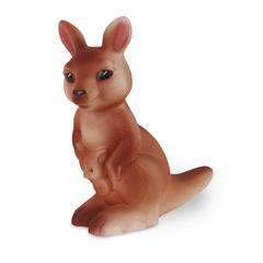 Резиновая игрушка Кенгуру Кенга 21 см