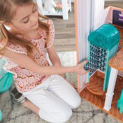 Кукольный домик Камила, с мебелью 25 элементов