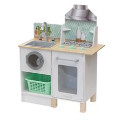 Кухня игровая и прачечная