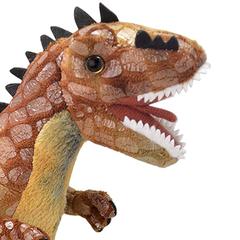 Мягкая игрушка Аллозавр, 30 см