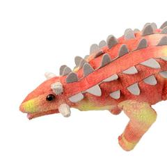 Мягкая игрушка Анкилозавр, 25 см