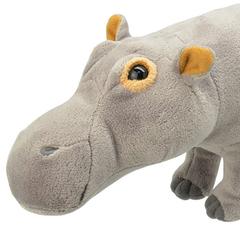 Мягкая игрушка Гиппопотам, 25 см