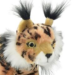 Мягкая игрушка Иберийская рысь, 20 см