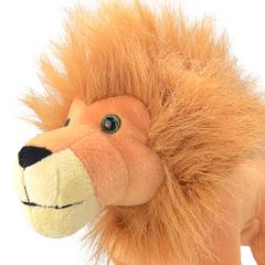 Мягкая игрушка Лев, 25 см