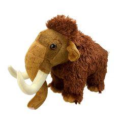 Мягкая игрушка Мамонт, 25 см