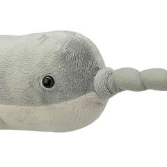 Мягкая игрушка Нарвал, 25 см