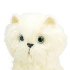Мягкая игрушка Персидская кошка, 20 см