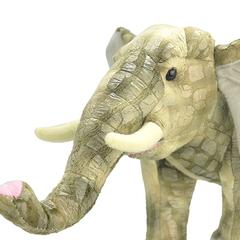 Мягкая игрушка Слон, 20 см