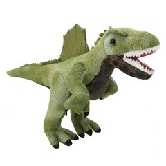 Мягкая игрушка Спинозавр, 25 см