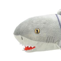 Мягкая игрушка Тигровая акула, 25 см