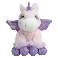Мягкая игрушка Единорог  радужный 20 см