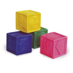 Кубики 6 штук, 10х10 см