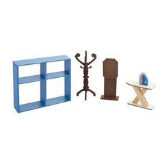 Набор мебели для Барби - Гардеробная