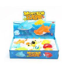 Набор игрушек Морской Парк