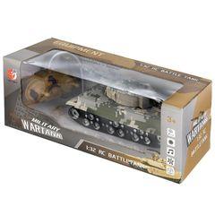 Радиоуправляемый танк Shantou Gepai Со световыми и звуковыми эффектами