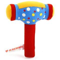 Мягкая игрушка Детский молоток