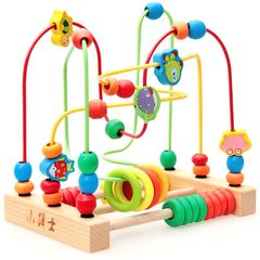 Игрушка деревянная Лабиринт