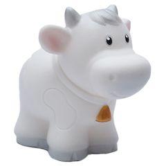 Резиновая игрушка Бычок Снежок
