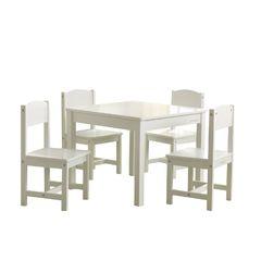 Набор детской мебели Кантри: стол, 4 стула