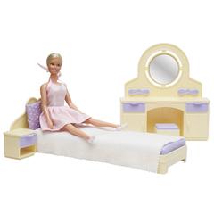Спальня Маленькая принцесса лимонная