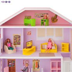 """Набор текстиля для кукольного домика """"Фантазия"""""""