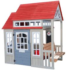 Деревянный домик «Вилла Брейвуд»