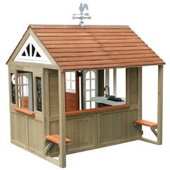 Деревянный домик «Поместье Кантри Виста»